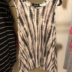 Dressy tank shirt